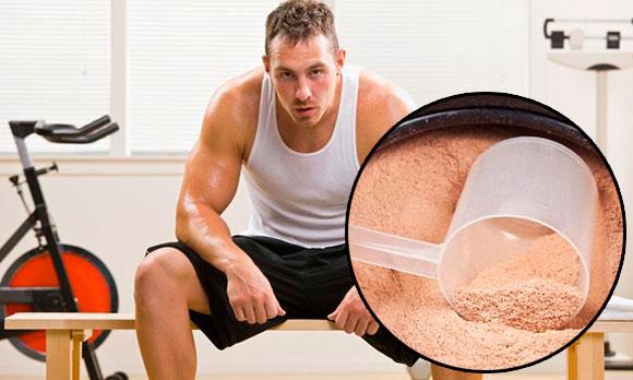 Прием протеина для спортсменов