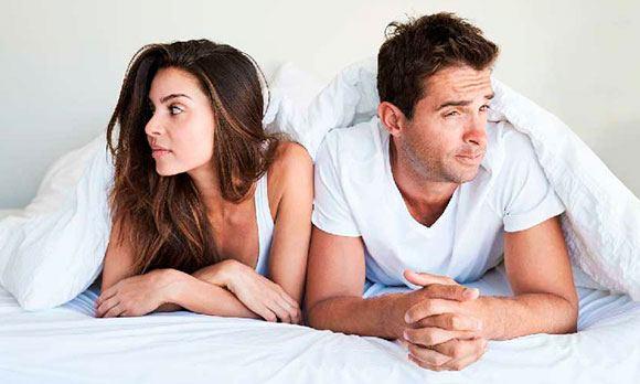 Проблемы в постели у мужчины и женщины