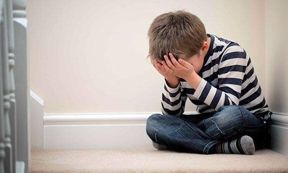 Психотравма у ребенка
