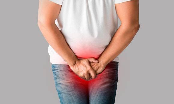 Заболевания органов мочеполовой системы у мужчины