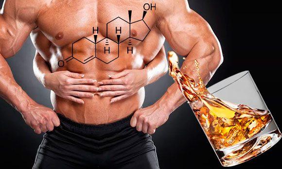 Алкоголь и тестостерон у мужчины